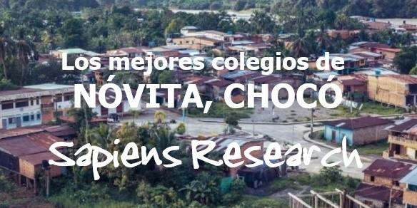 Los mejores colegios de Nóvita, Chocó