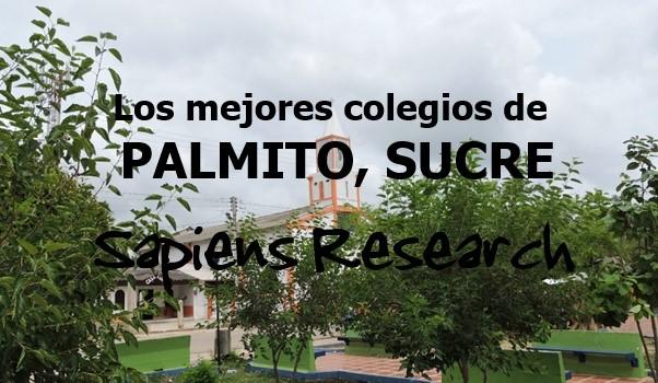Los mejores colegios de Palmito, Sucre