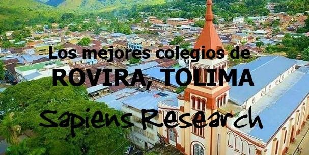 Los mejores colegios de Rovira, Tolima
