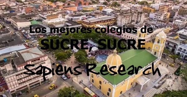 Los mejores colegios de Sucre, Sucre