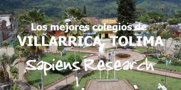 Los mejores colegios de Villarrica, Tolima