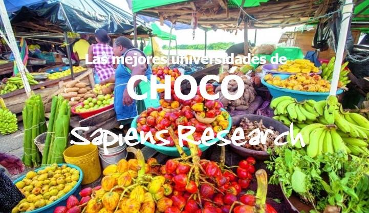 Las mejores universidades de Chocó