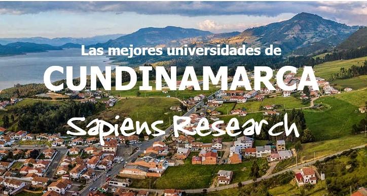Las mejores universidades de Cundinamarca