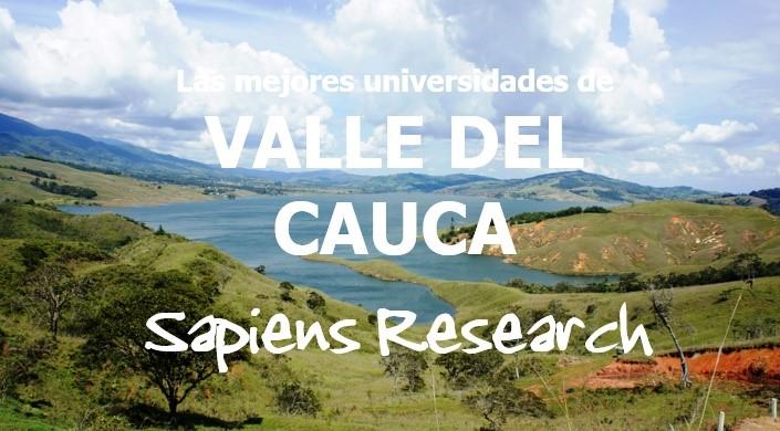 Las mejores universidades de Valle del Cauca
