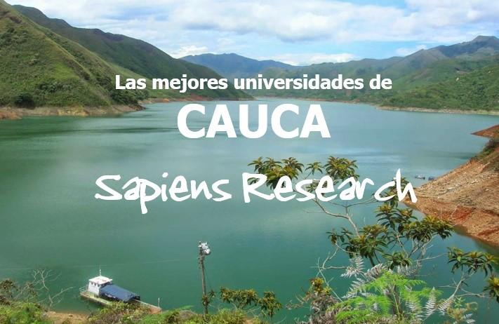 Las mejores universidades de Cauca