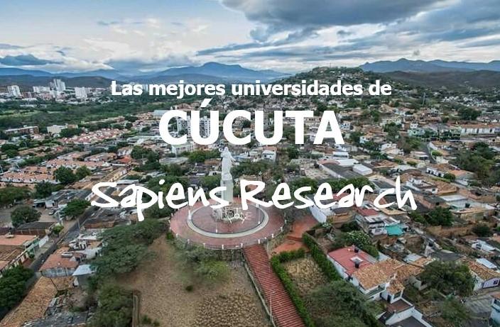 Las mejores universidades de Cúcuta