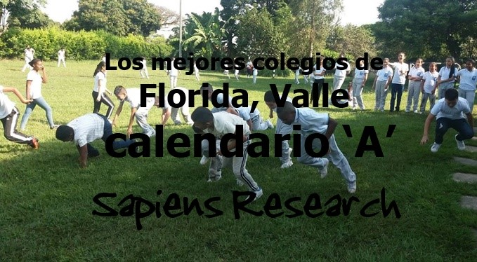 Los mejores colegios de Florida, Valle calendario 'A'