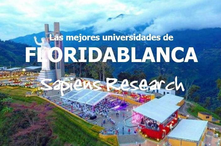 Las mejores universidades de Floridablanca