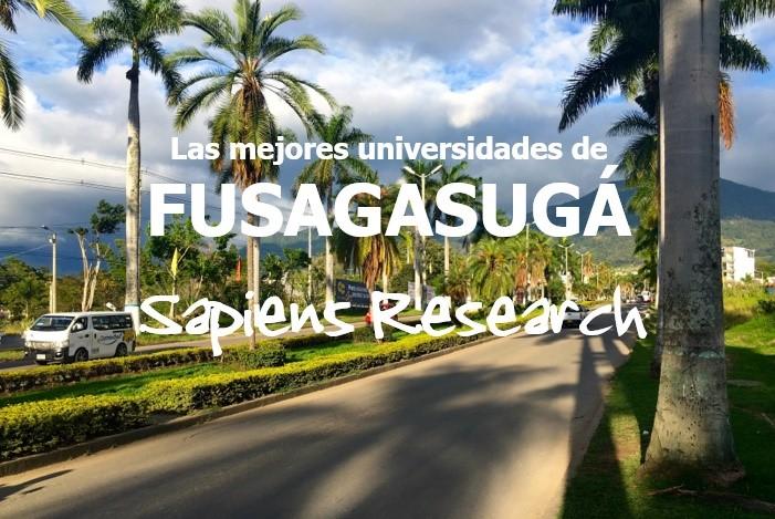 Las mejores universidades de Fusagasugá