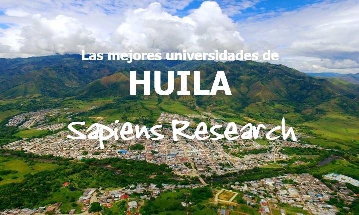 Las mejores universidades de Huila