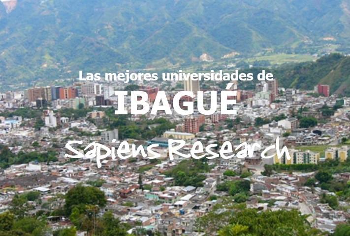 Las mejores universidades de Ibagué