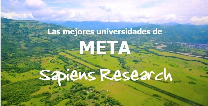 Las mejores universidades de Meta