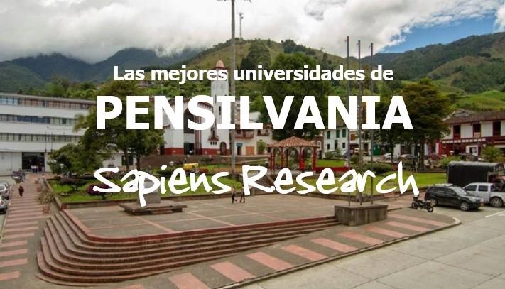 Las mejores universidades de Pensilvania