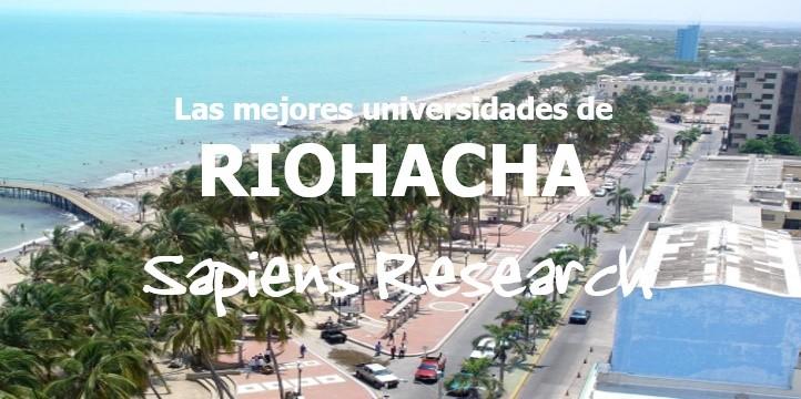 Las mejores universidades de Riohacha
