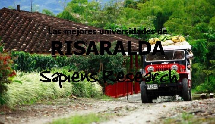 Las mejores universidades de Risaralda