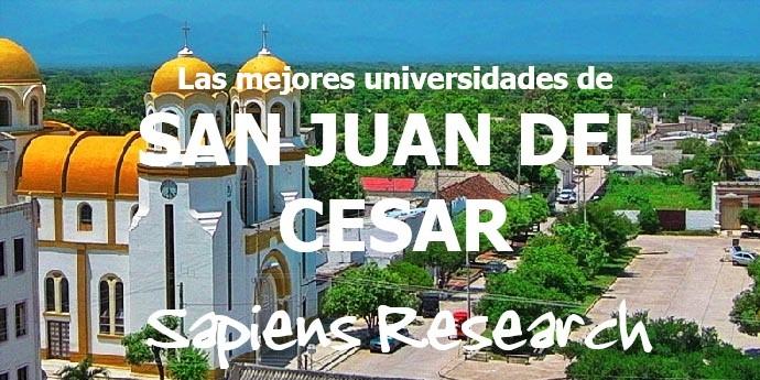 Las mejores universidades de San Juan del Cesar