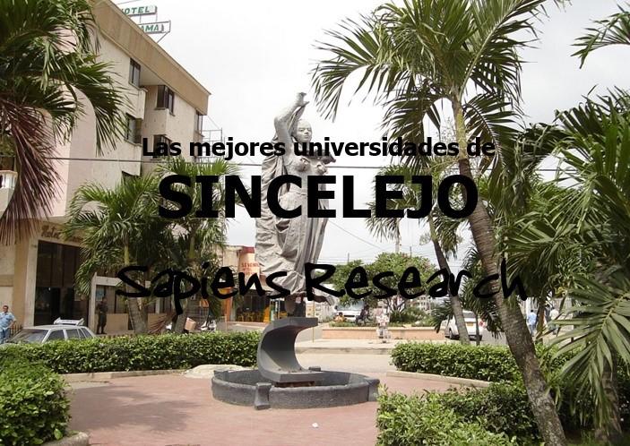 Las mejores universidades de Sincelejo