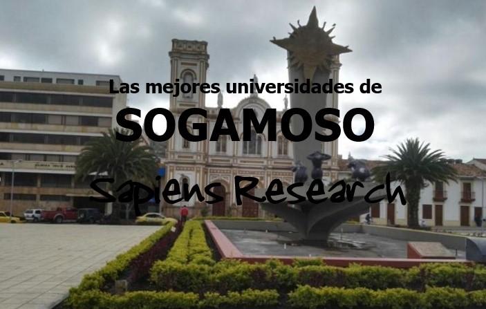 Las mejores universidades de Sogamoso