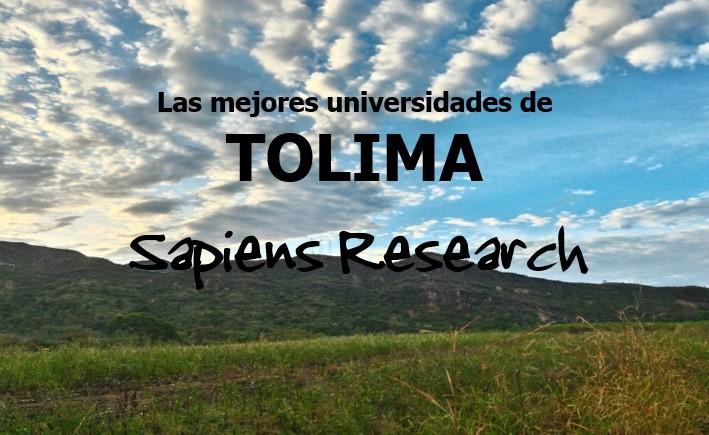 Las mejores universidades de Tolima