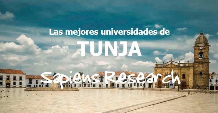 Las mejores universidades de Tunja