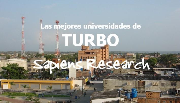 Las mejores universidades de Turbo