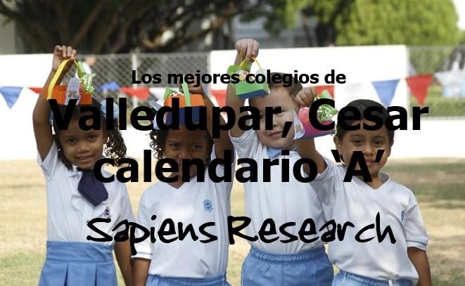 Los mejores colegios de Valledupar, Cesar calendario 'A'