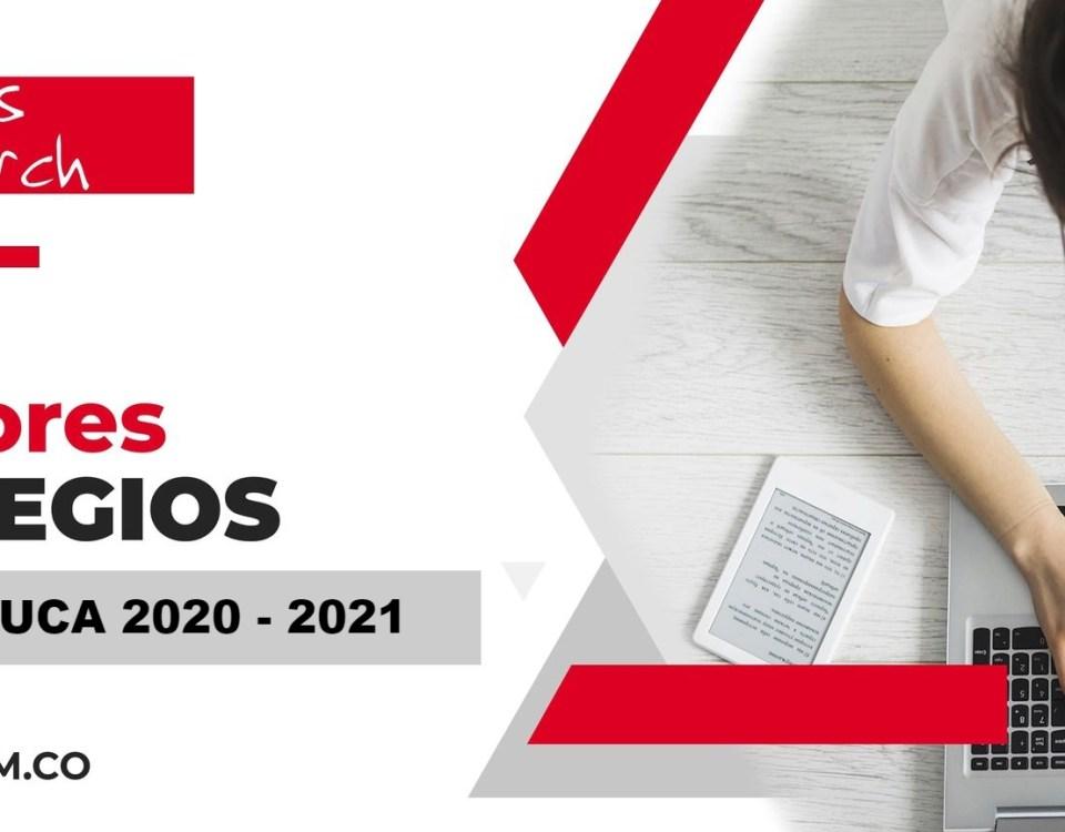 Ranking mejores Colegios-Arauca, Arauca 2020-2021