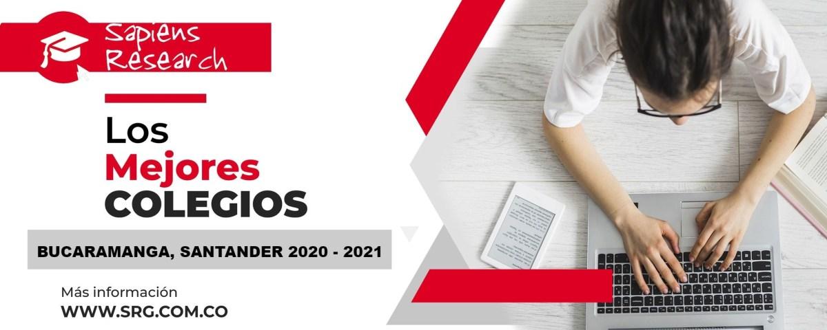 Ranking mejores Colegios-Bucaramanga, Santander, Colombia 2020-2021