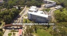 Reporte Ranking DTI-Sapiens 2021