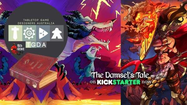 The Damsel's Tale: on Kickstarter