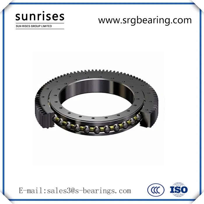 Premium Quality Slewing Ring Bearing For Excavator Size 3 25