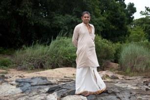 Karunakar Gogate, Anti-Dam Activist.