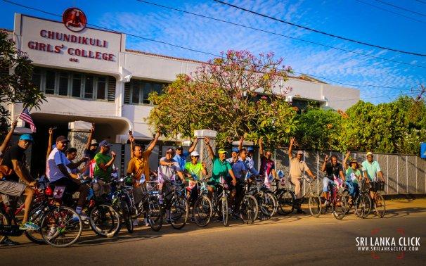 Bicycle Tour Jaffna Sri Lanka