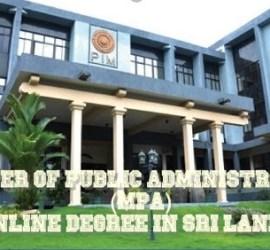 Online Degree in Sri Lanka