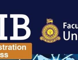 University of Colombo MBA