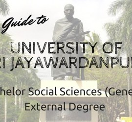 Japura External Degree