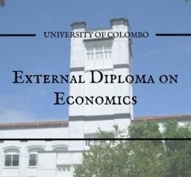 Colombo University External Courses
