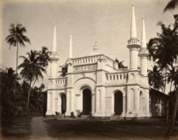 colombo muslim mosque