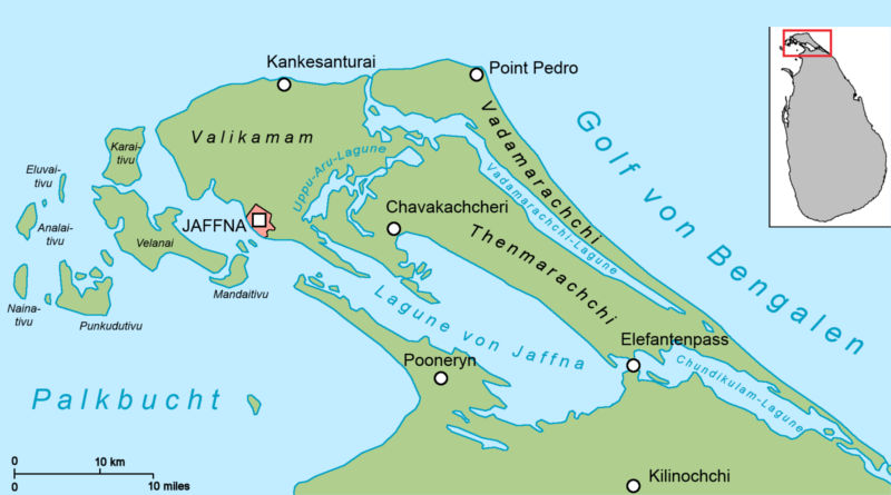 Jaffna Muslims History