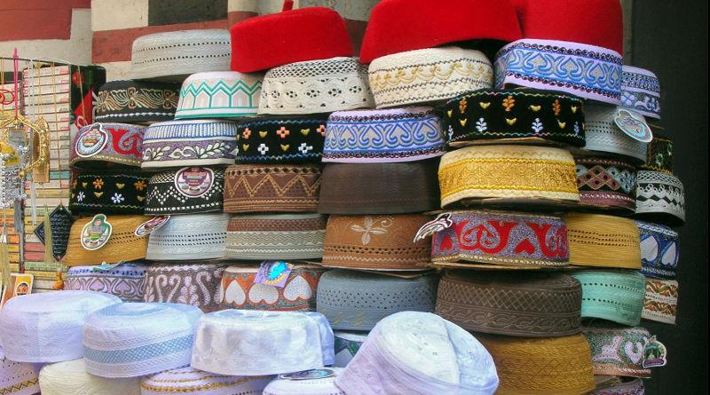 muslim cap styles