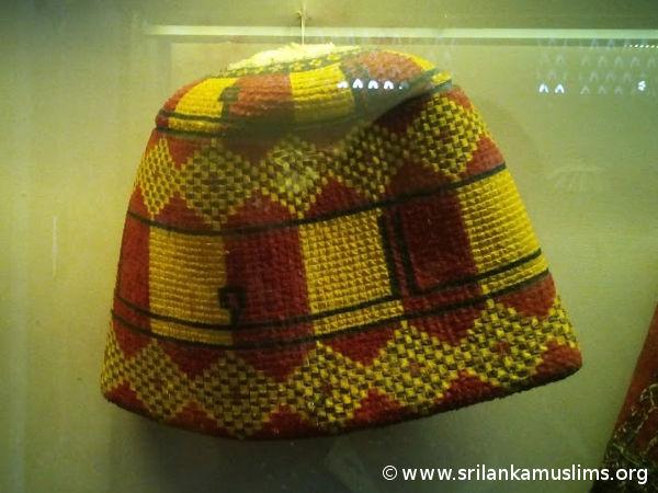 old muslim cap
