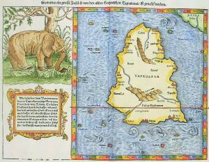 sri lanka old Map   Ceylon   Sinhala