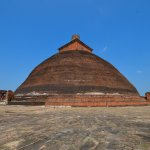 Jethawanarama   Anuradapura - Stupa Sri lanka