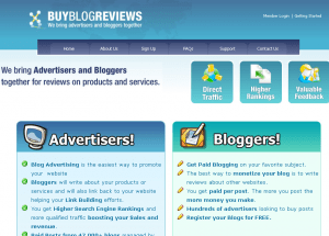 Earn Money Online from BuyBlogReviews