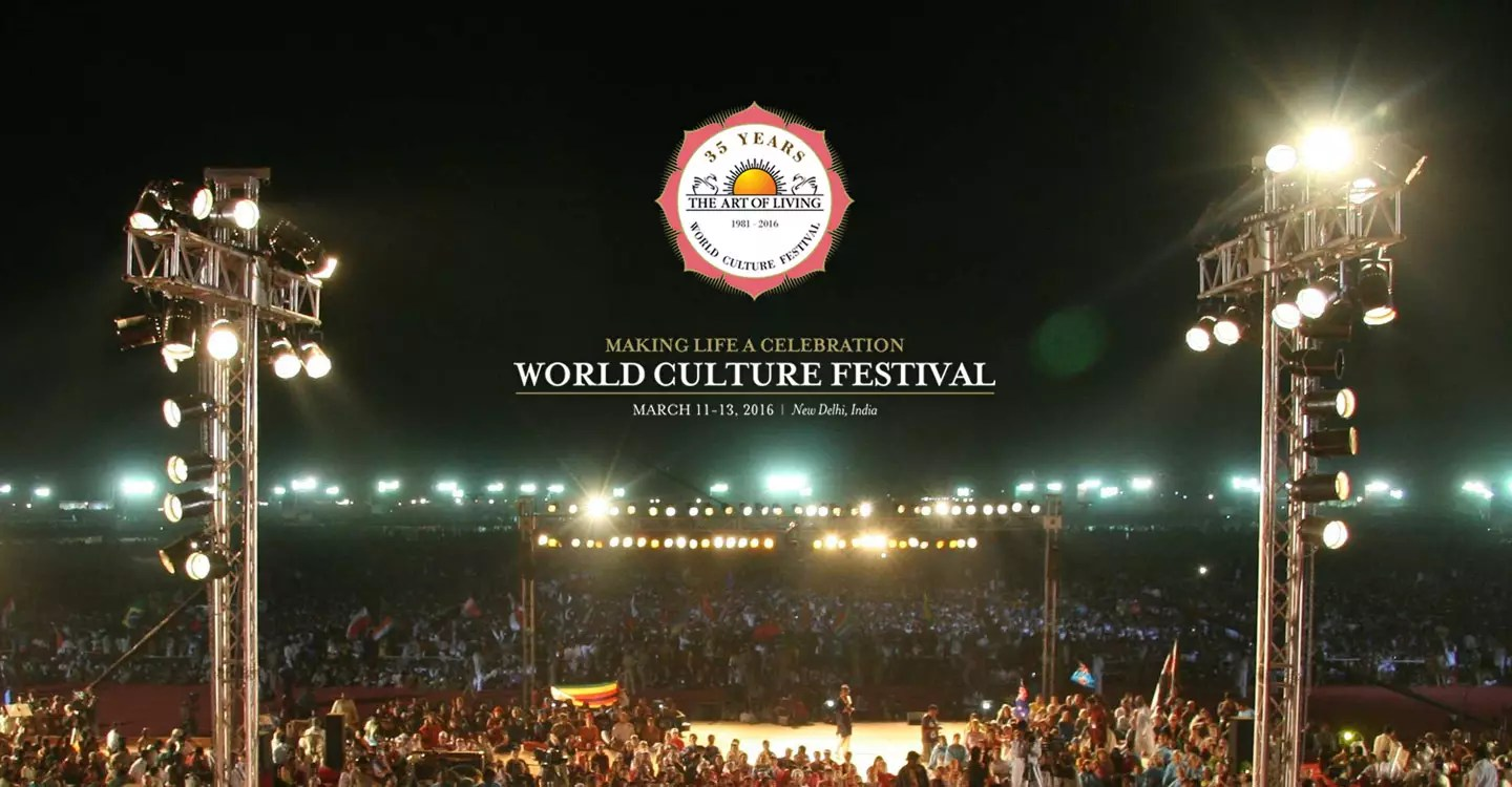 World Culture Festival - Celebration of Diversity and Uniqueness