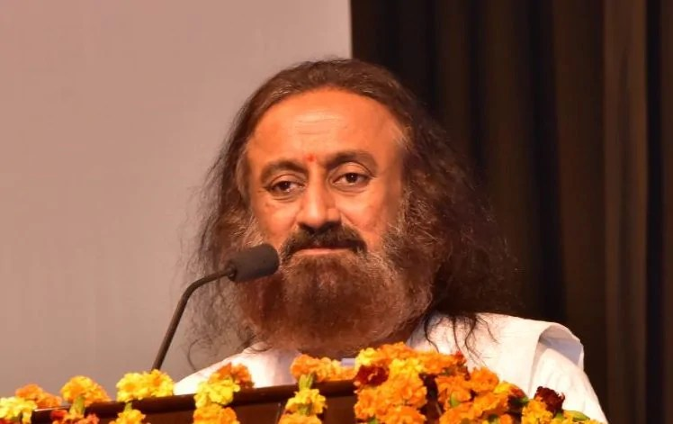 Sri Sri Initiates Peace Process In Kashmir