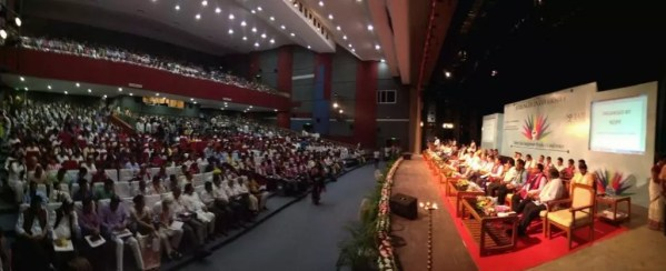 Sri-Sri-Ravi-Shankar-Strength-in-Diversity-North-East-conference-behind-stage-l-pano