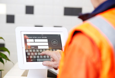 Visitor Check-in System