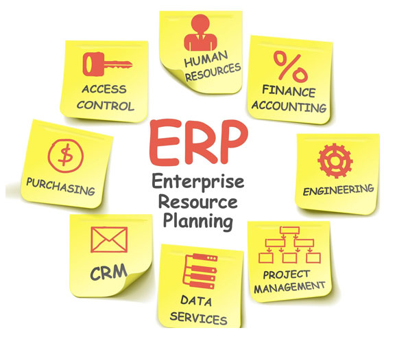 Enterprise resource planning software solutions