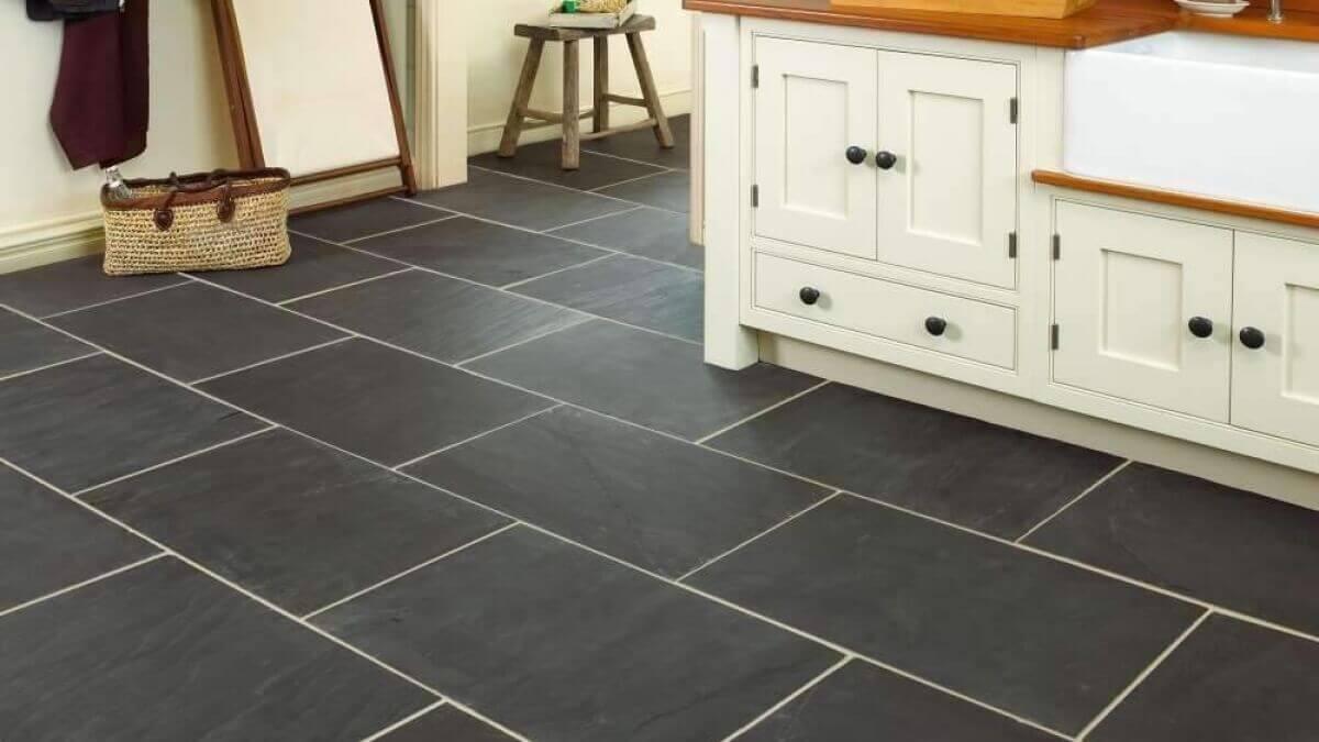 black slate tiles a sleek and sturdy
